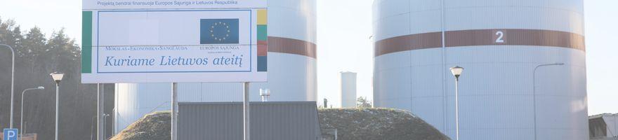 ES finansuojami projektai